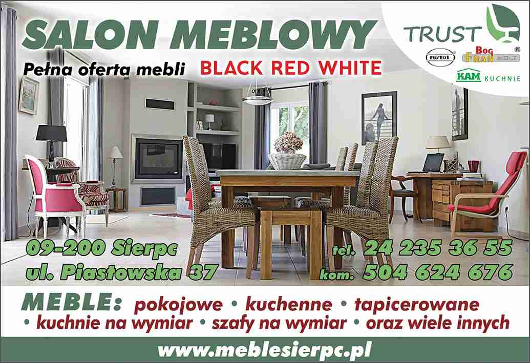 Meble Trust Piotr Bonio Sierpc Kuchnie Na Wymiar Meble Kuchenne